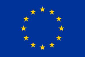 EU flag European Union flag