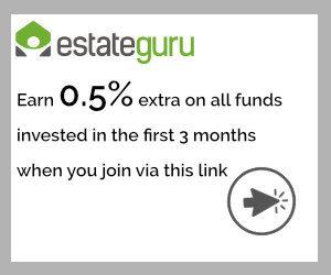 Estate Guru 0.5% cashback promotion