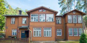 Bulkestate house