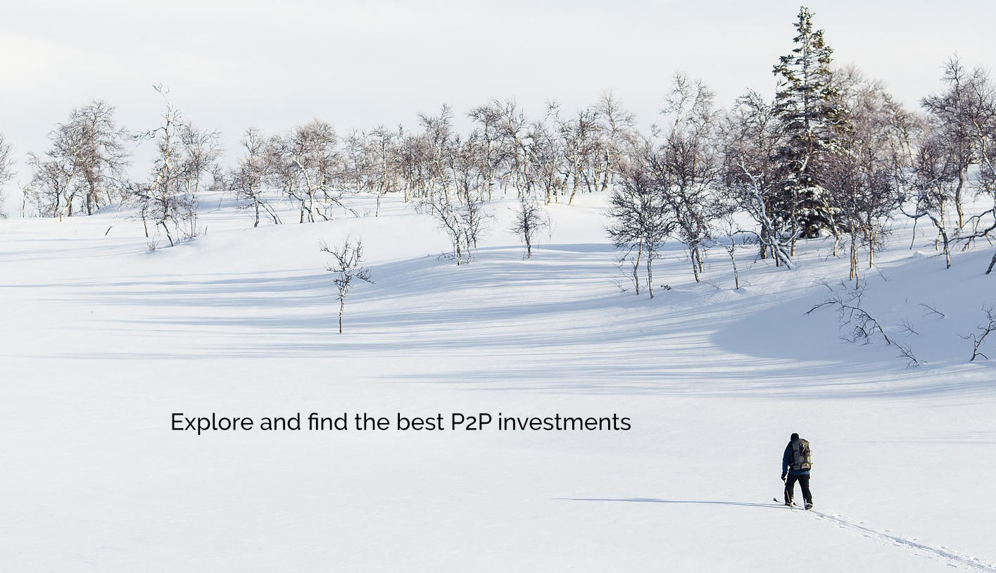 Find the best P2P investments