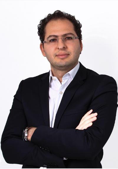 Yann Murcian Blend Network CEO