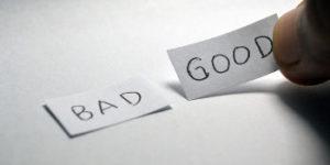 Good bad loans