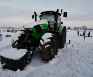 HeavyFinance tractor loan