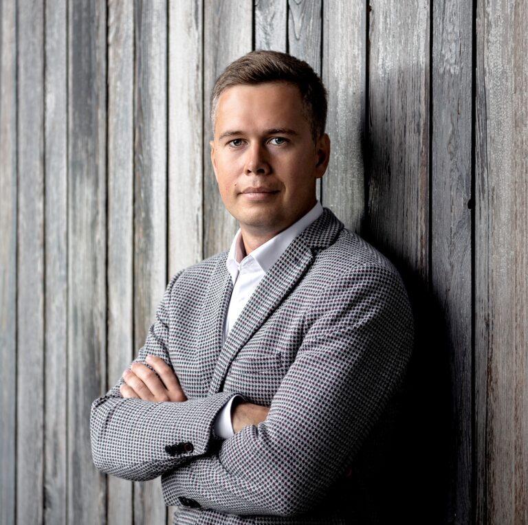 LendSecured CEO Nikita Goncars