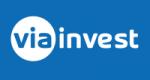 Via Invest logo